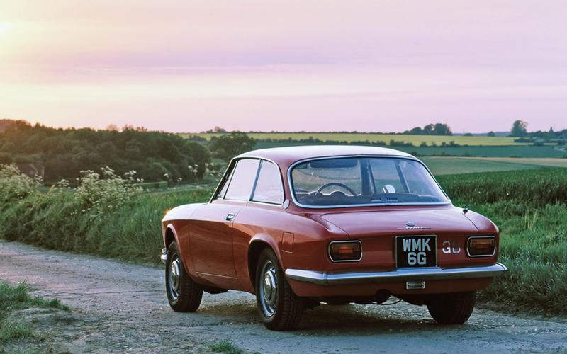 91. 1968 Alfa Romeo 1750 GTV