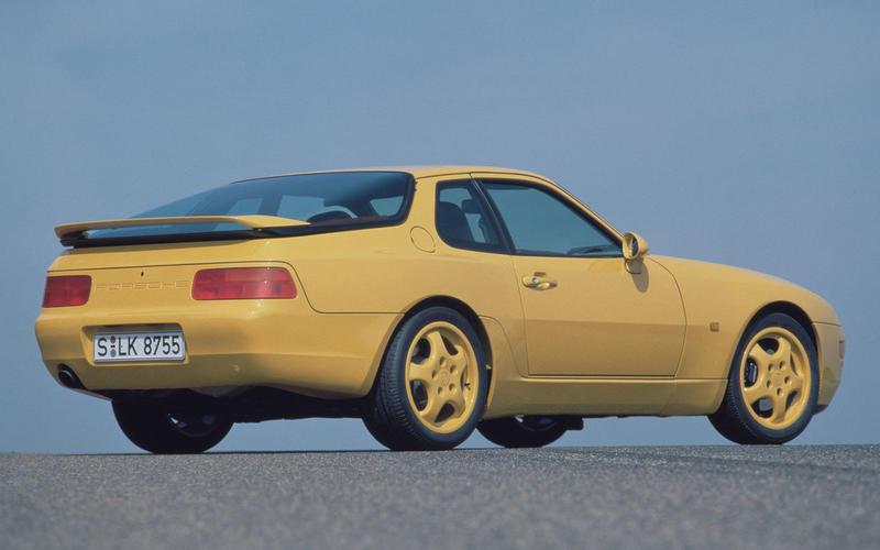Porsche 968 (1992-1995)