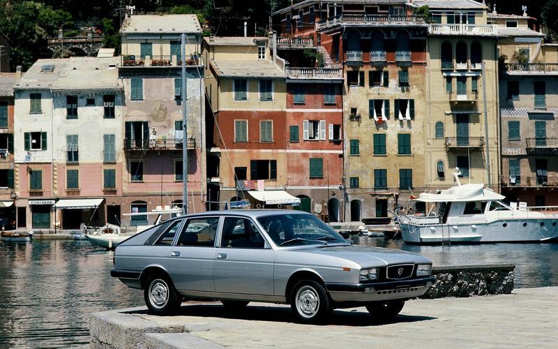 Lancia Gamma (1976)