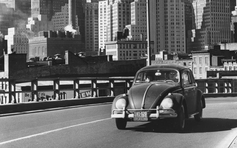 The Beetle in the 1950s