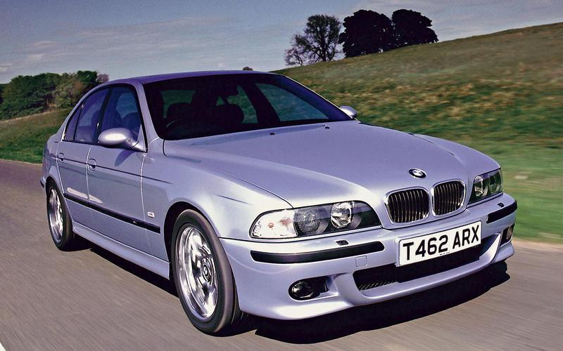 BMW M5 (E39) - 1998