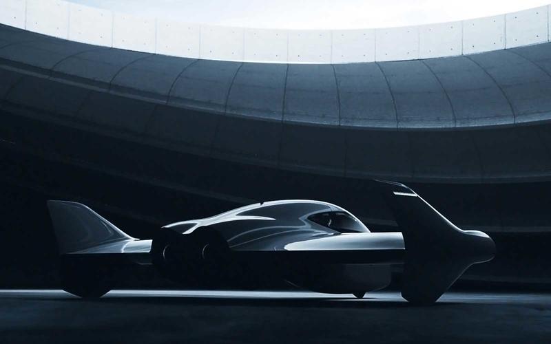 Boeing car