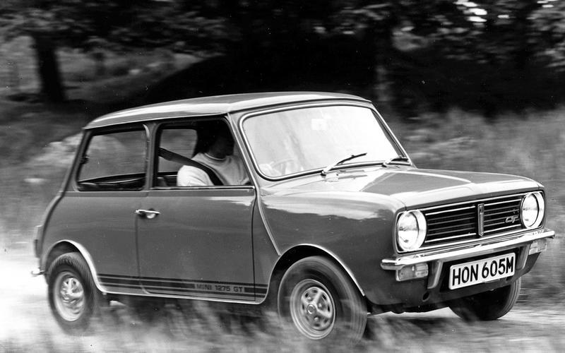 Mini Clubman 1275GT (1980) - 54,000 miles - £13,995