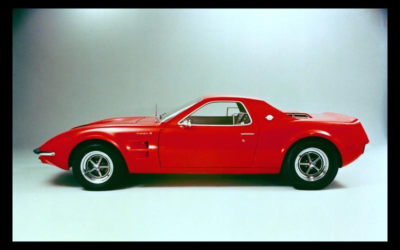 Mustang Mach 2 concept (1967)