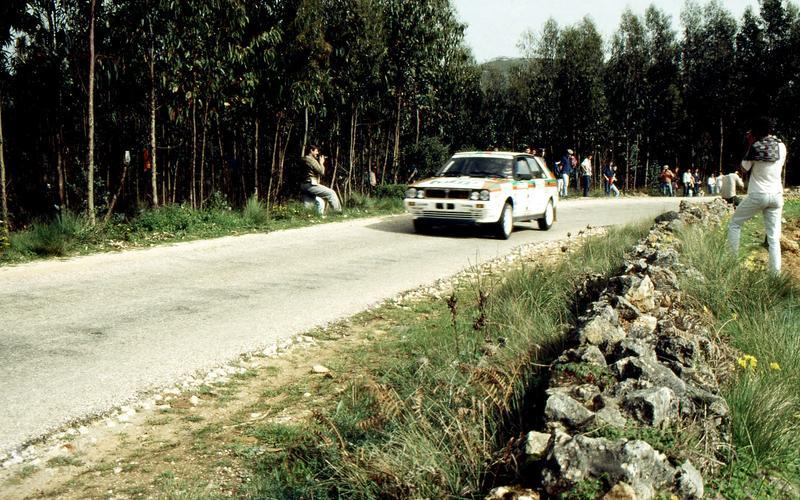 The Delta's racing comeback (1987)