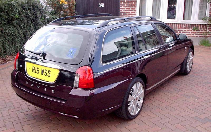 Rover 75 V8 (2002)