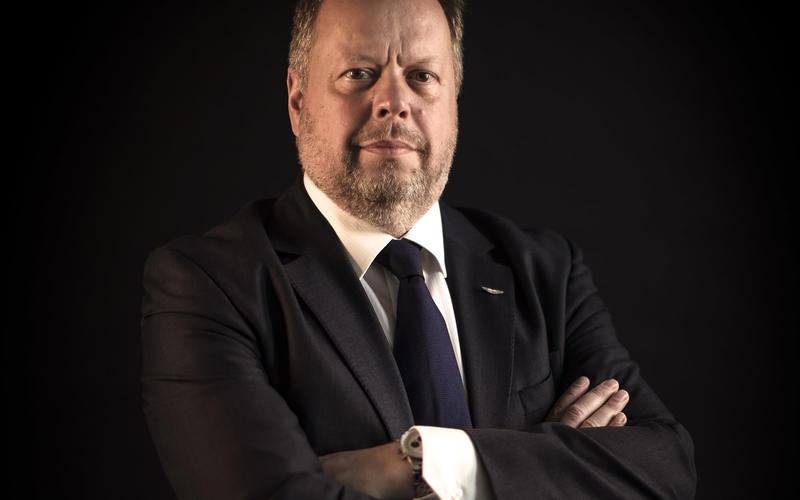 Andy Palmer - CEO, Aston Martin