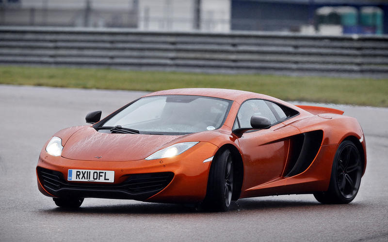 11: The MP4-12C (2010)