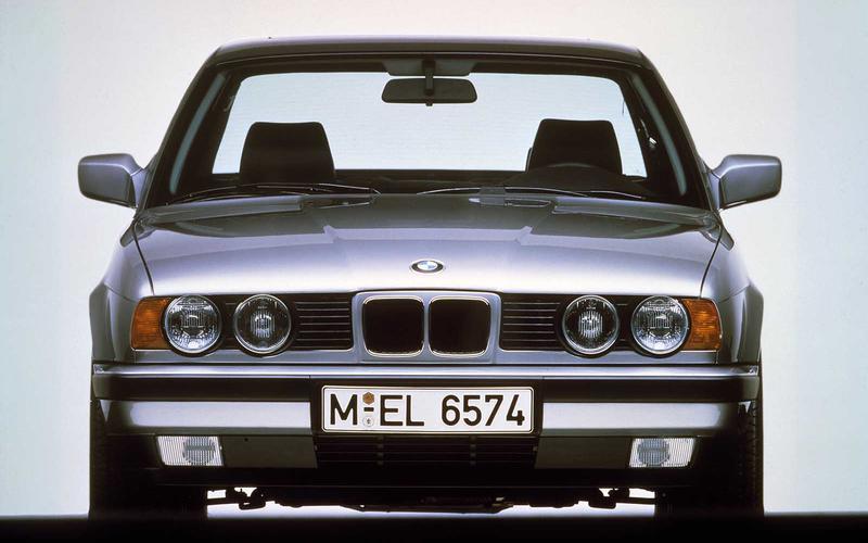 BMW 5 Series (Ronin, 1998)