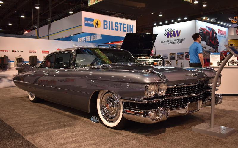 Cadillac Coupe de Ville (1959)