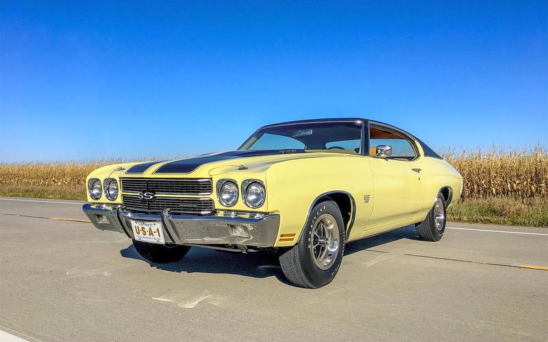 Chevrolet Chevelle SS (1970)