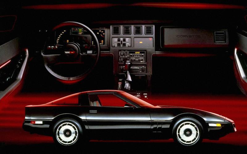 Chevrolet Corvette (1984)