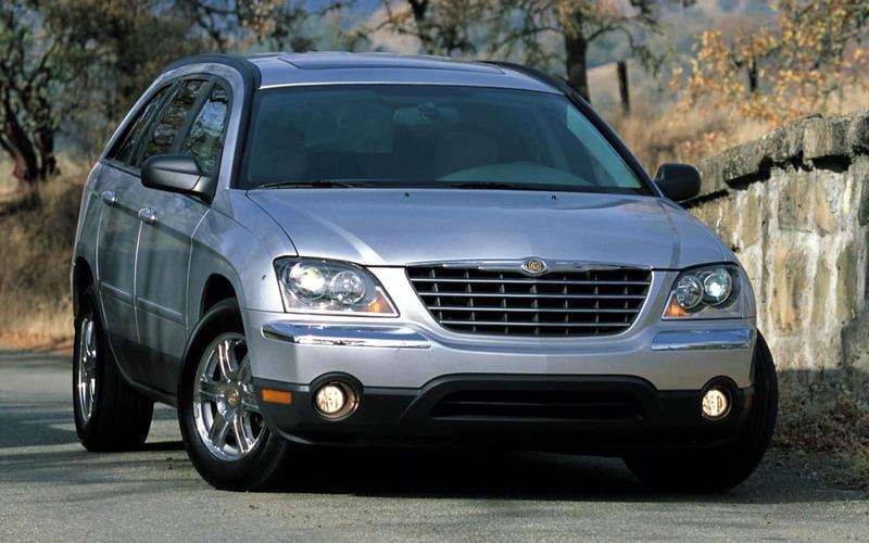 Chrysler: Pacifica