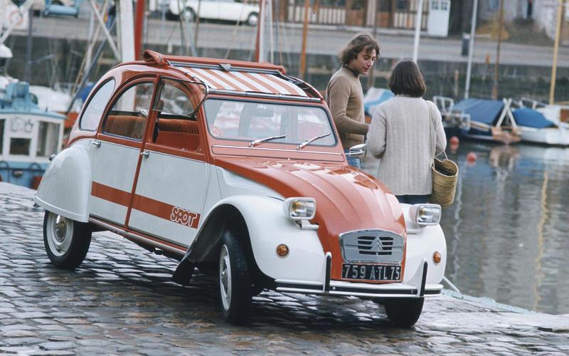 Citroën 2CV: 1948-1990 (42 years)
