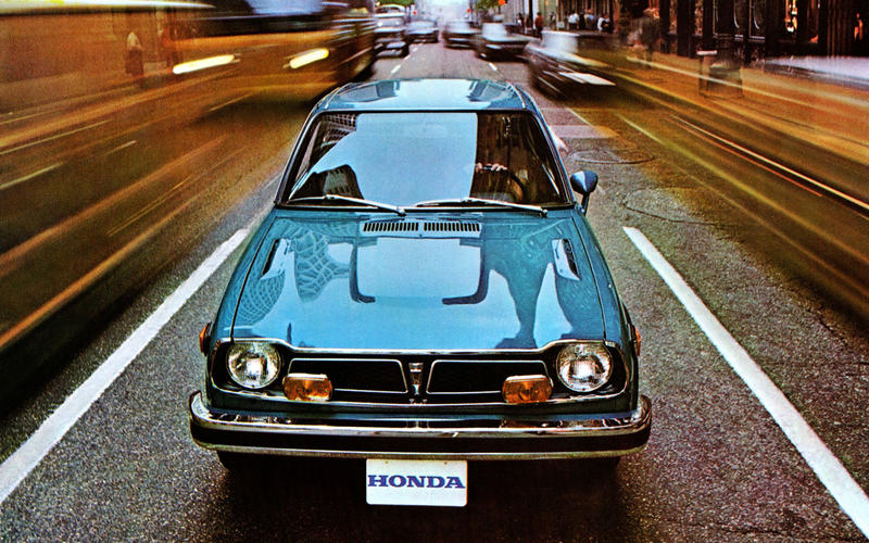 Honda Civic (1972)