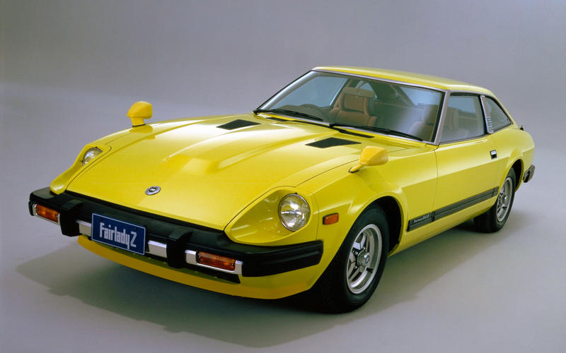 Nissan-Fairlady 280Z 2+2 (1978)