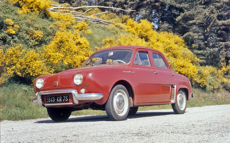 Renault Dauphine (1956)