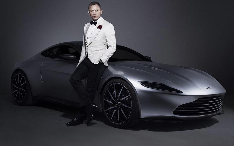Aston Martin DB10 (Spectre - 2015)