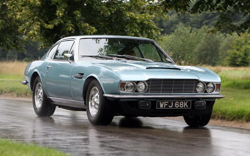 Aston Martin DBS V8 (1969)