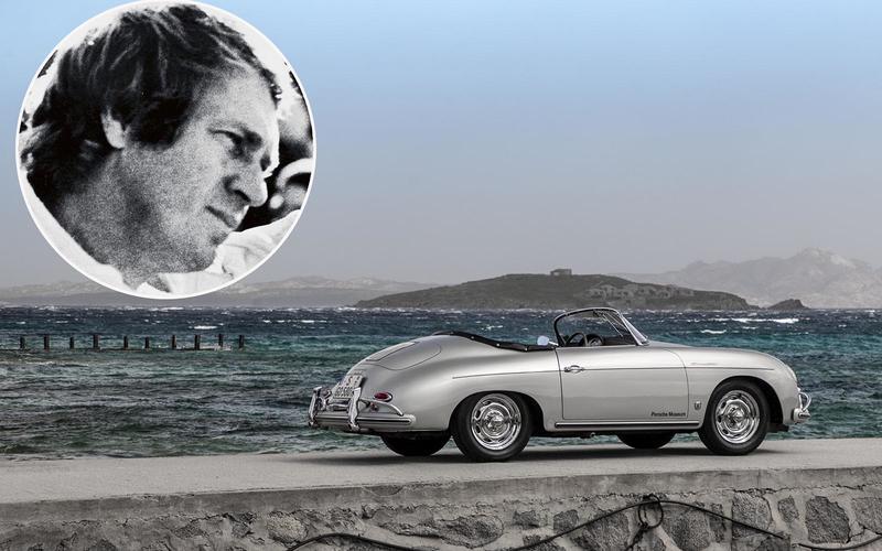 Steve McQueen - Porsche Speedster