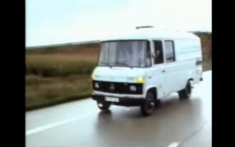 The VaMoRs van (1986)