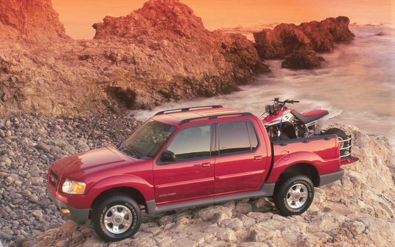 The Explorer Sport Trac (2000)