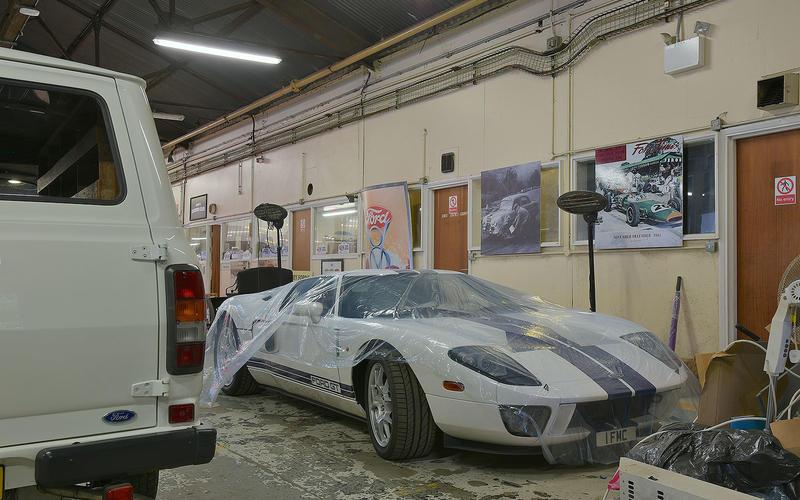 Ford GT Mk1 (2005)