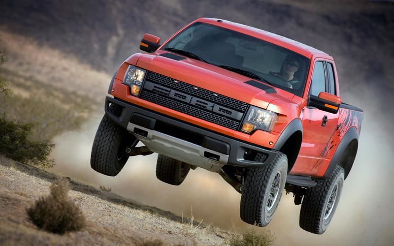 Ford SVT Raptor (2010)