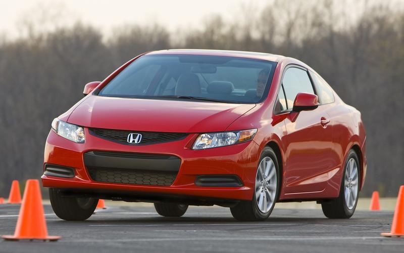 Honda Civic (ninth-generation, 2011)
