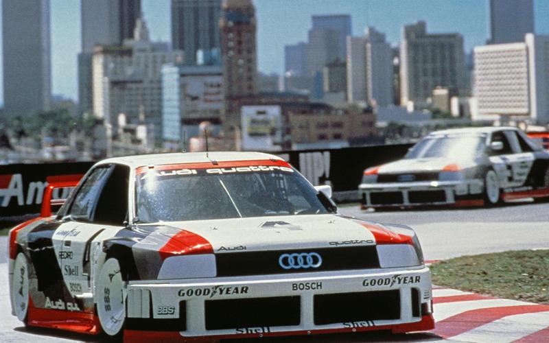 quattro in IMSA GTO