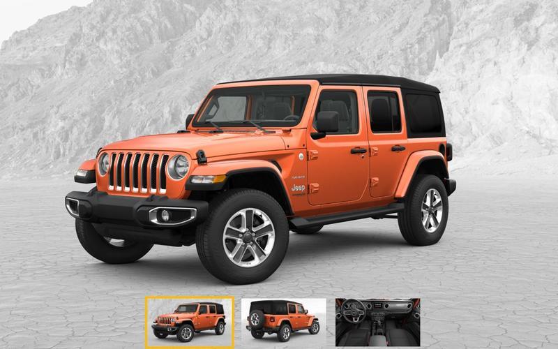 Jeep Wrangler (bad)
