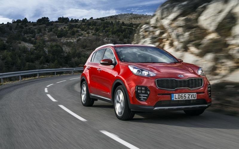 Kia Sportage – Zilina, Slovakia – 35,567 units sold in 2018