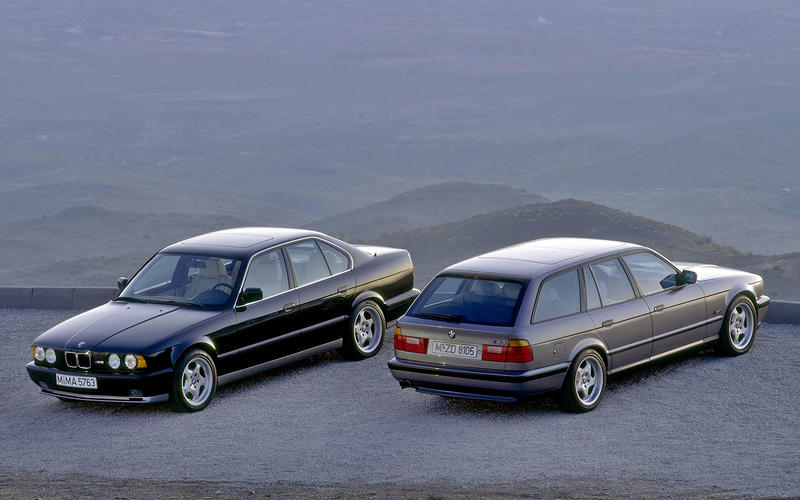 BMW M5 E34 Touring (1992)