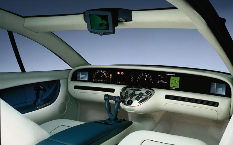 Mercedes-Benz F200 Imagination (1996)