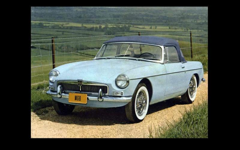 MG B (1963)