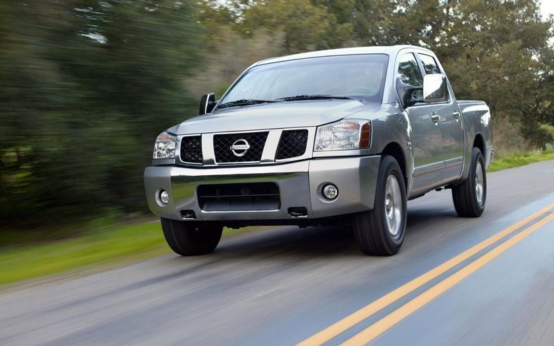 Nissan Titan (2003)