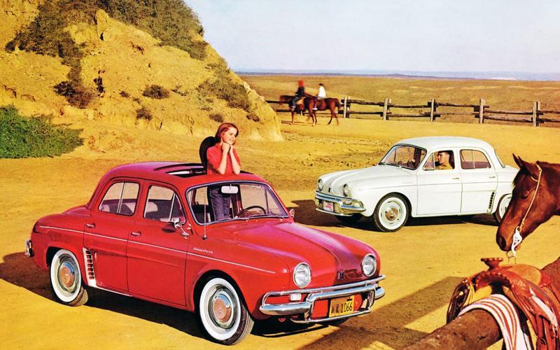 Renault's conquest of America