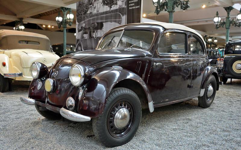 Mercedes-Benz 170 H (1937)