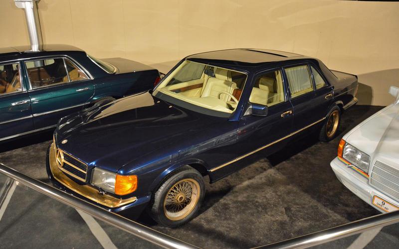 Mercedes-Benz 1001 SEL