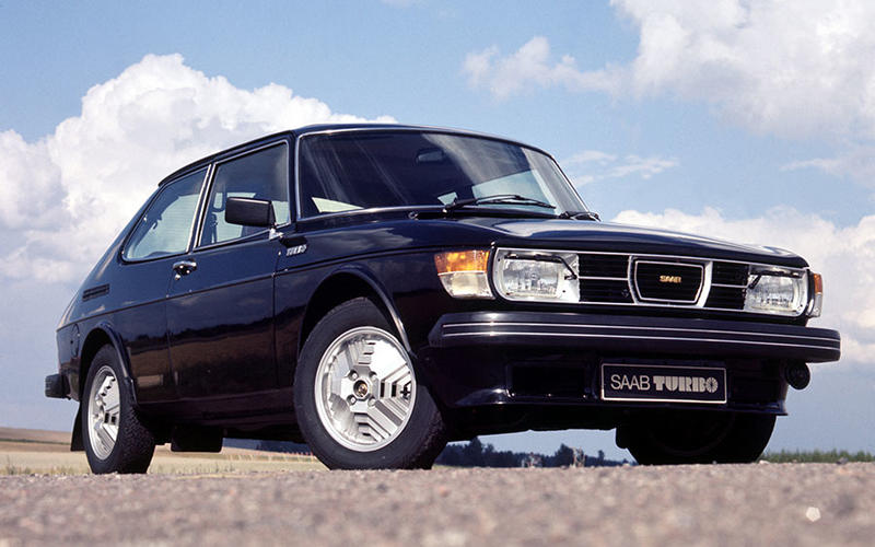 Saab 99 Turbo (1978)