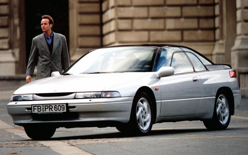 9: Subaru SVX (1992)