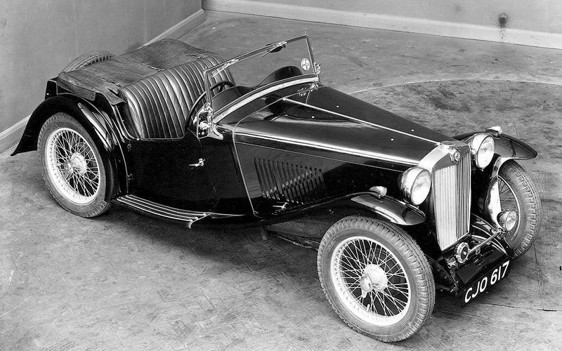 MG TA (1936)