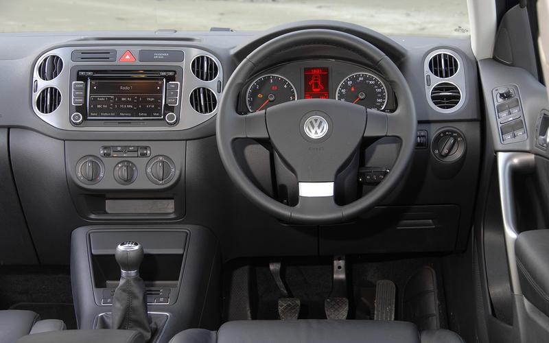 6. Volkswagen Tiguan