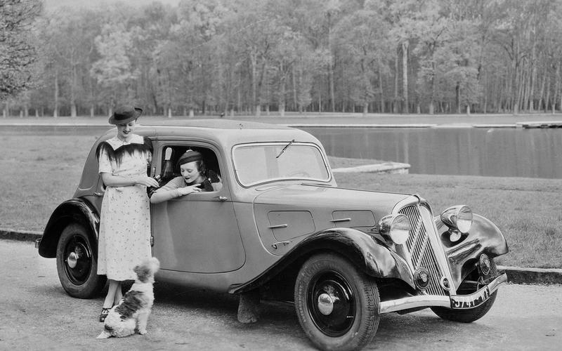 Citroën Traction Avant (1934)