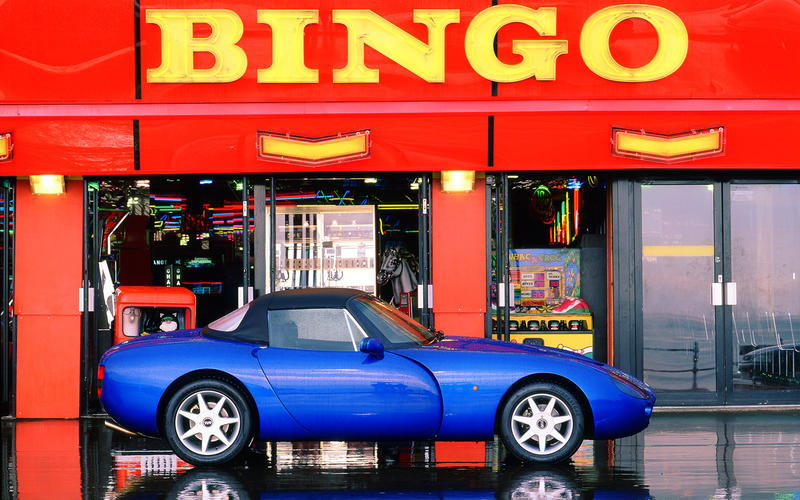 TVR Griffith (1991)