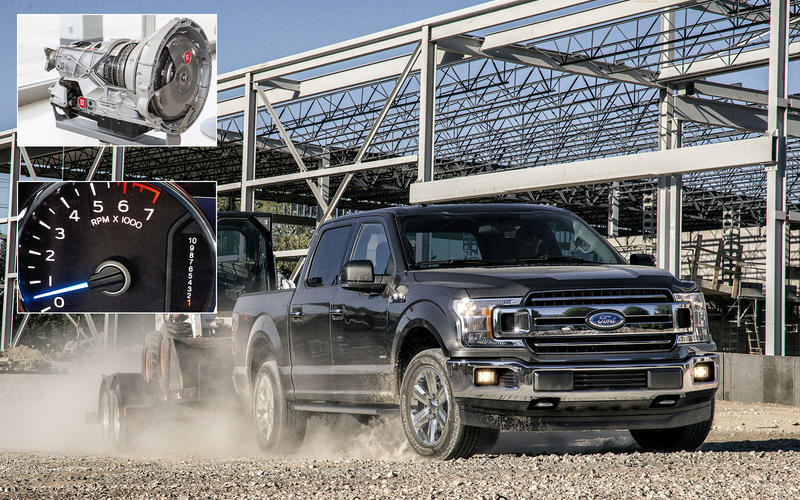 10-SPEED AUTOMATIC TRANSMISSION: Ford F-150 (2016)