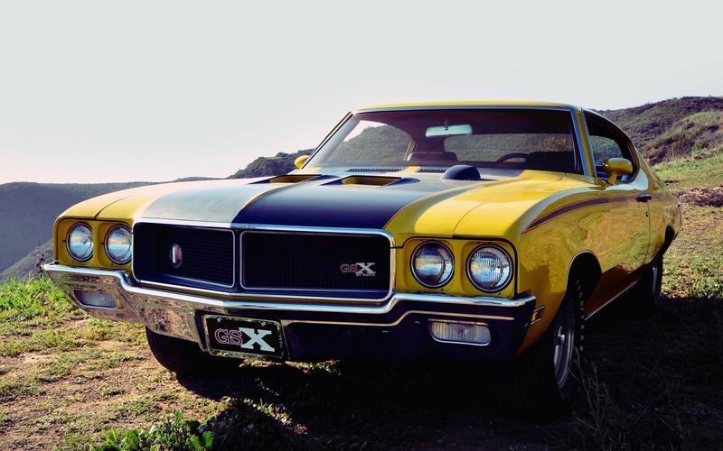 Buick GSX (1970)