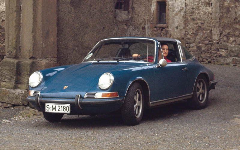 In Pictures The Porsche 911 Story Autocar