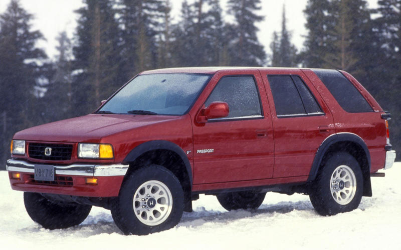 Honda Passport (1993)