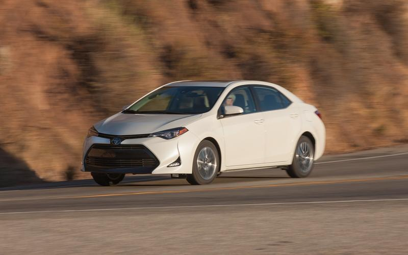 10. Toyota Corolla – Cambridge, Canada; Blue Springs, Mississippi – 308,695 units sold